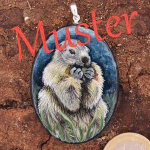 Produktbild Krafttier Murmeltier - Musterbeispiel